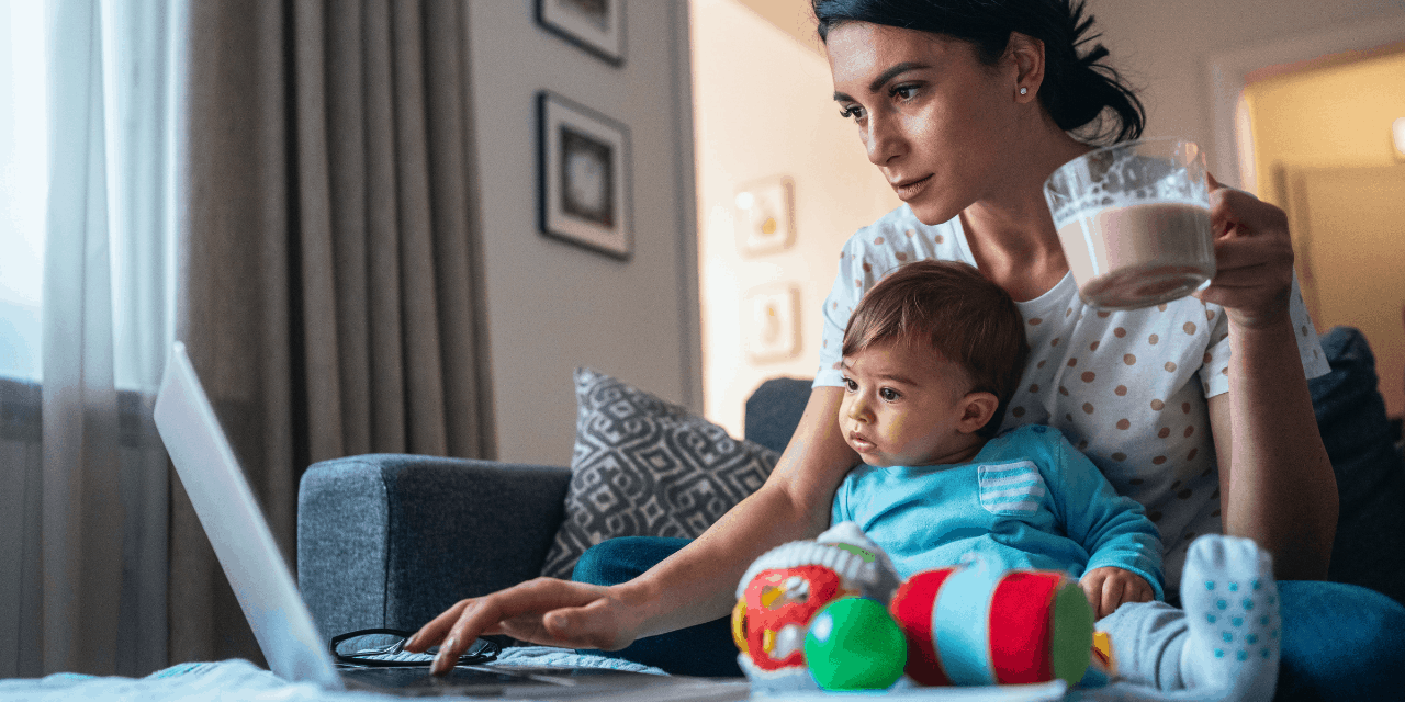 Work-From-Home Mom: Tips to Dress in Style