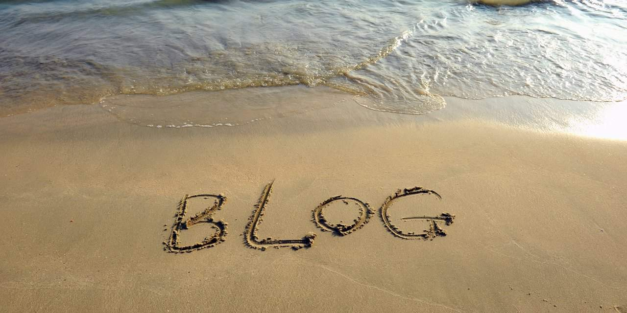 lay the foundation for an appealing blog