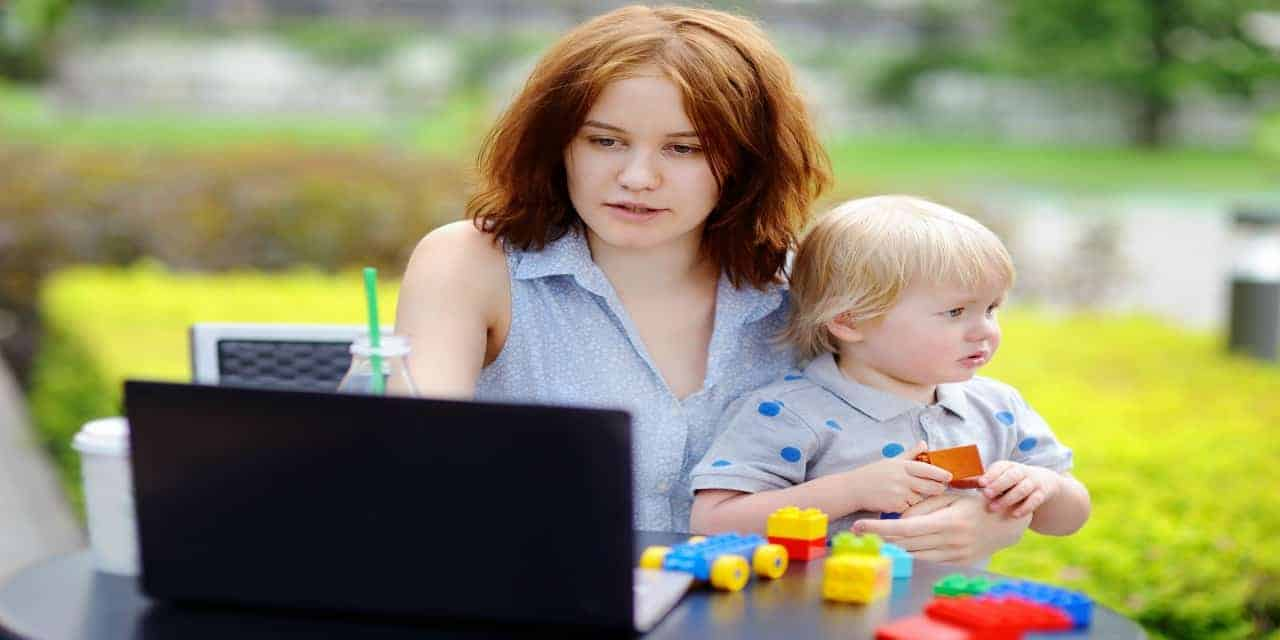 How to become a stay at home Mom and work from home.