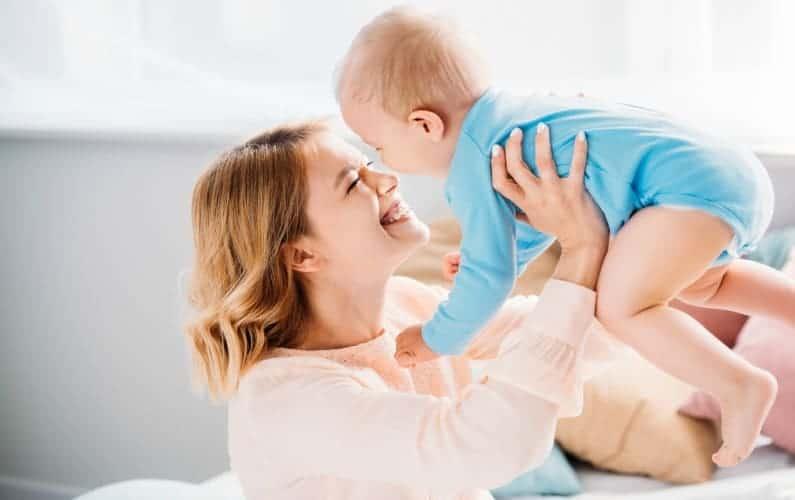 postpartum care for mom
