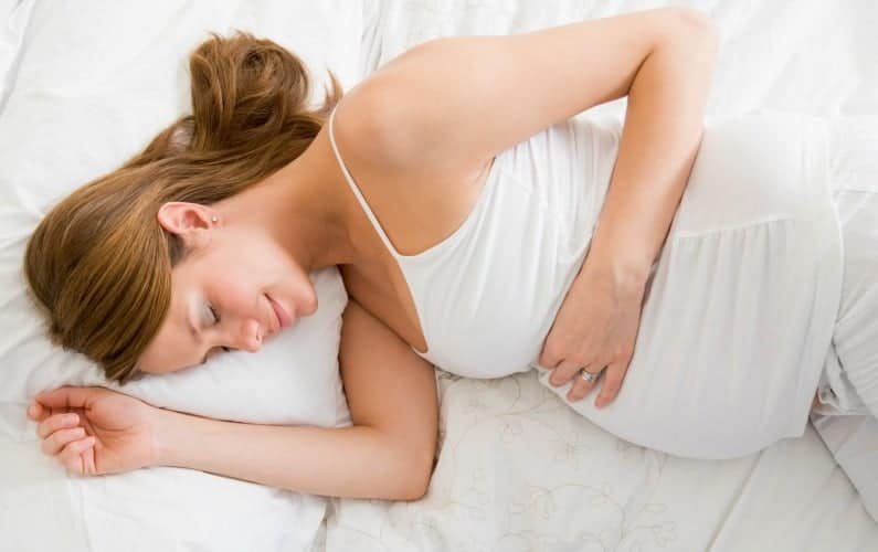 natural ways to beat pregnancy fatigue