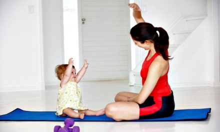 3 Safe Postpartum Exercises To Ease Back Into Working Out