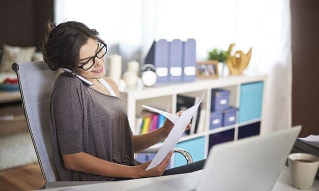 6 Tips To Help You Set Up A Small Home Office