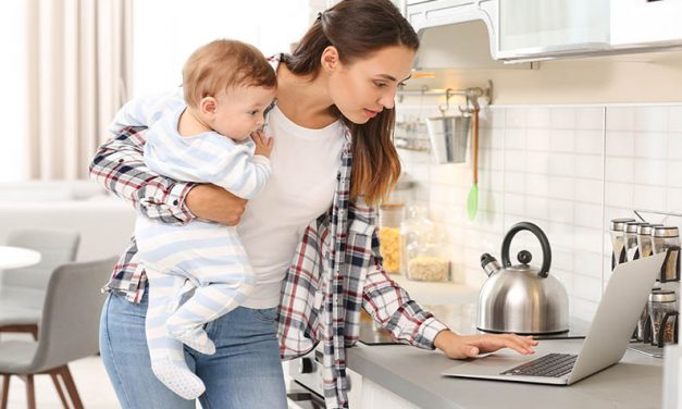 Work From Home Mom: Start A Mom Blog