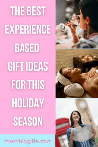 experience based gifts