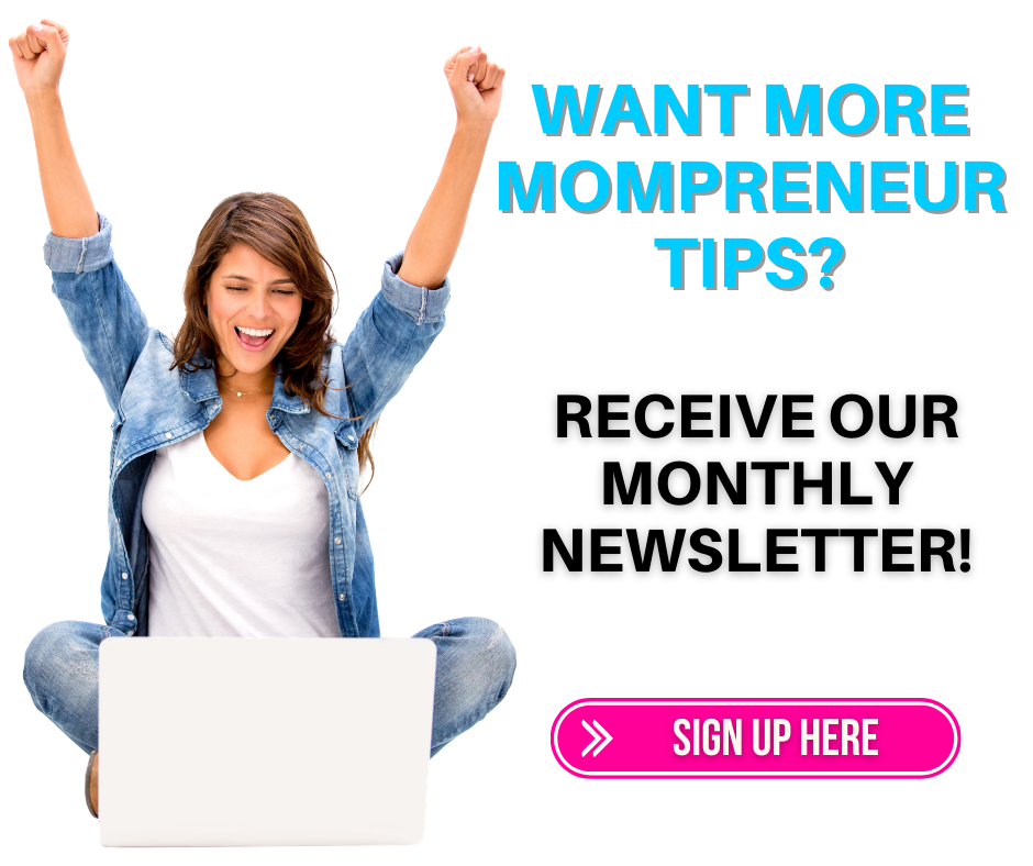 mompreneur tips opt in