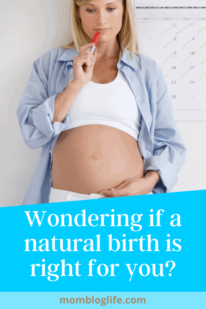 natural birth