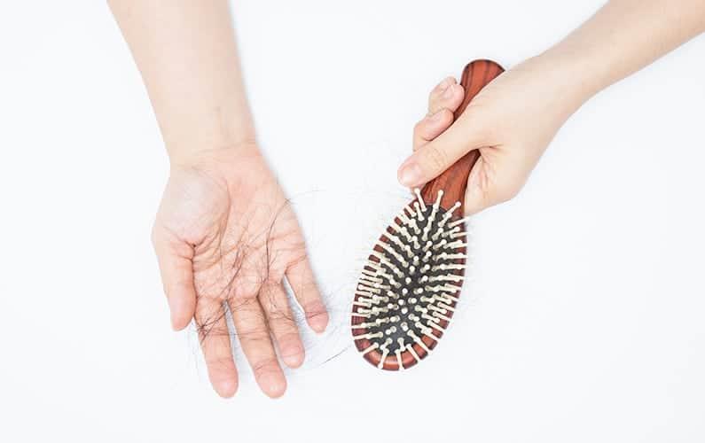 Postpartum Hair Loss Treatment for Moms