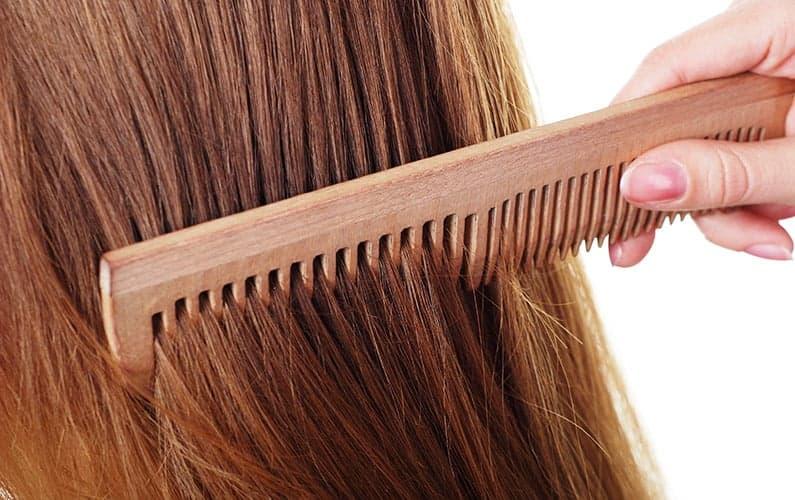postpartum hair loss in women