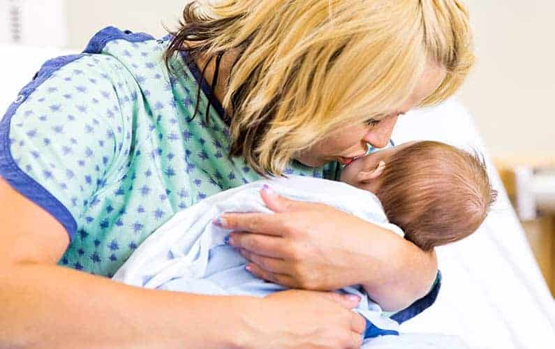 What to have on hand for postpartum recovery