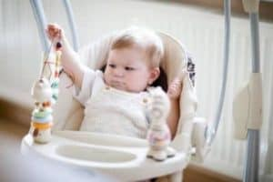 baby swing benefits
