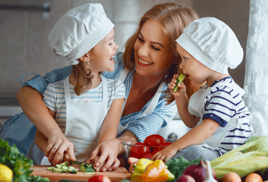 The New USDA Dietary Guidelines Report: 7 Things Every Family Should Know