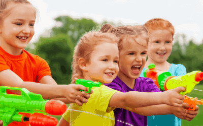 The Best Birthday Party for Kids that Promotes Health and Fun