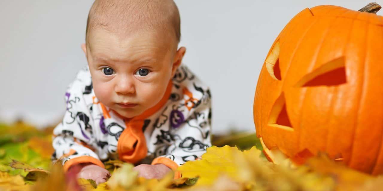 Baby Halloween Costumes: DIY