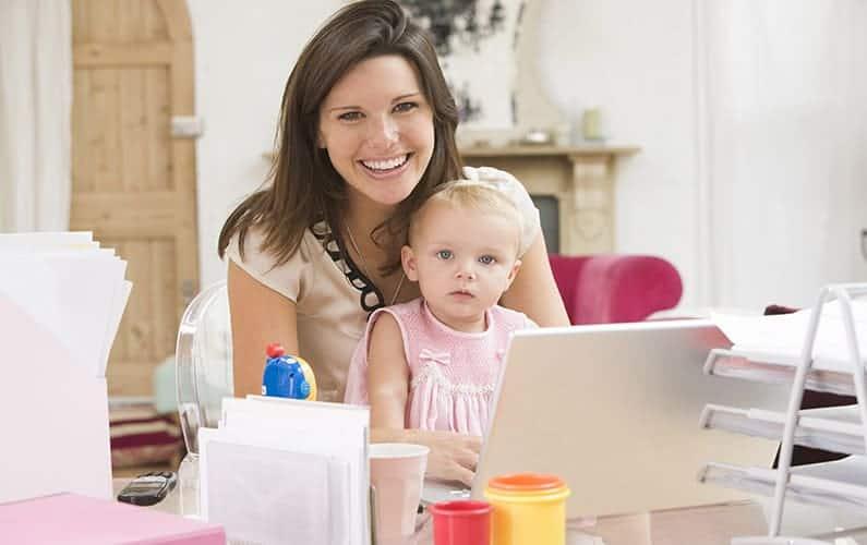 Reasons moms should start a blog