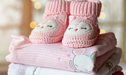 Baby Clothes Organization Ideas