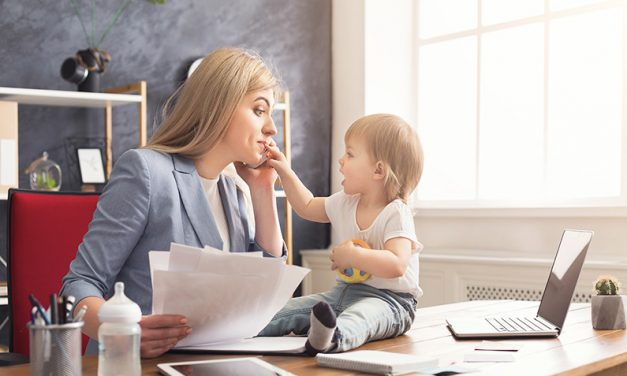 How To Be Productive When You're A Mom Who Works From Home