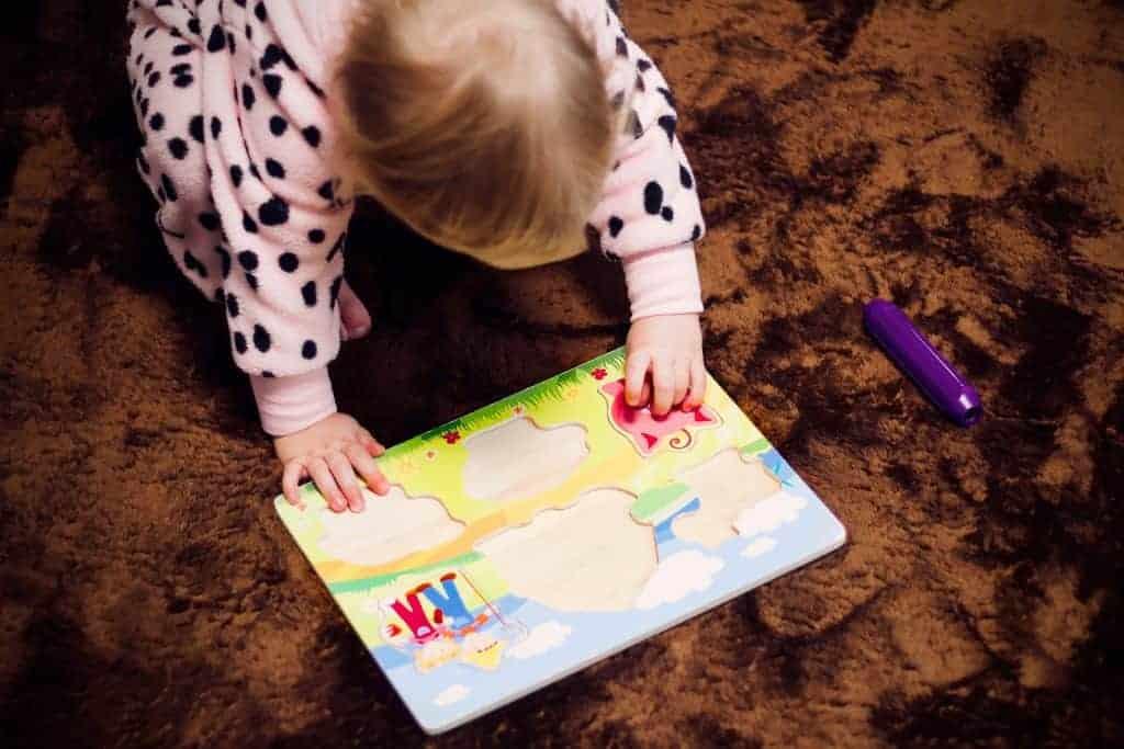toddler activities: memory