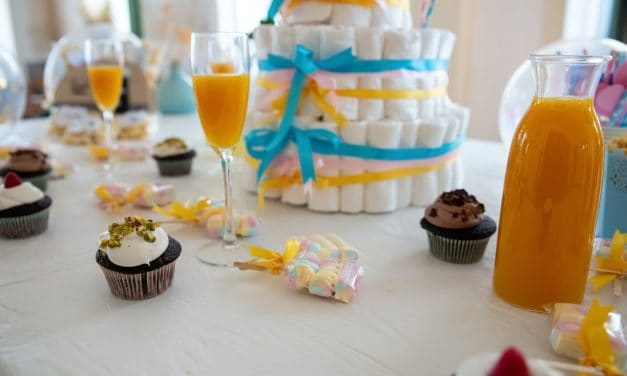 What to Put on Your Baby Shower Food Table