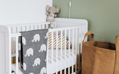 Tips for Sharing a Small Bedroom with Baby