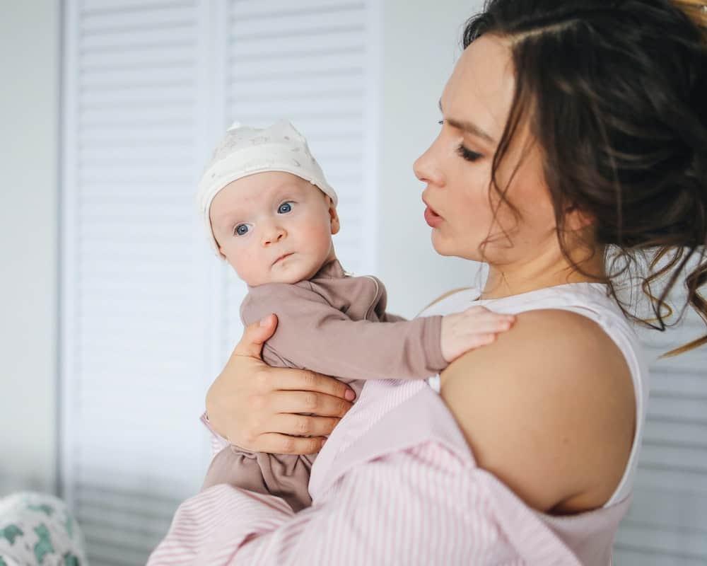 baby clothes organization